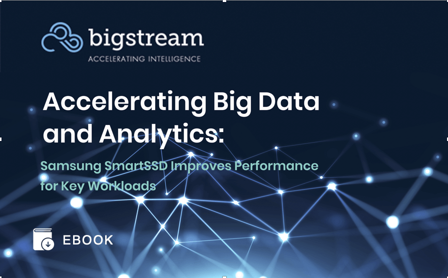 Accelerating Big Data and Analytics